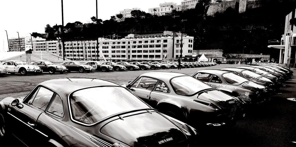 La passion de l'automobile
