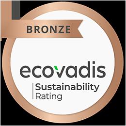 Label bronze Ecovadis
